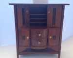 Arts & Craft cabinet